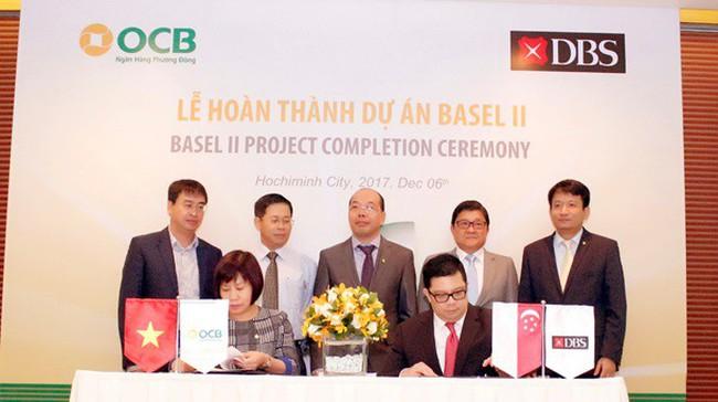 OCB được Ngân hàng Nhà nước chính thức công nhận tuân thủ Basel II