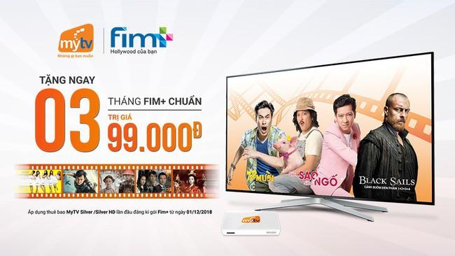 Miễn phí 3 tháng kho phim Việt chiếu rạp trên MyTV