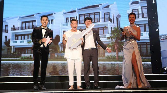 Tặng Mr Đàm biệt thự 10 tỷ - Homeland Paradise Village gây ấn tượng mạnh mẽ ngày ra mắt