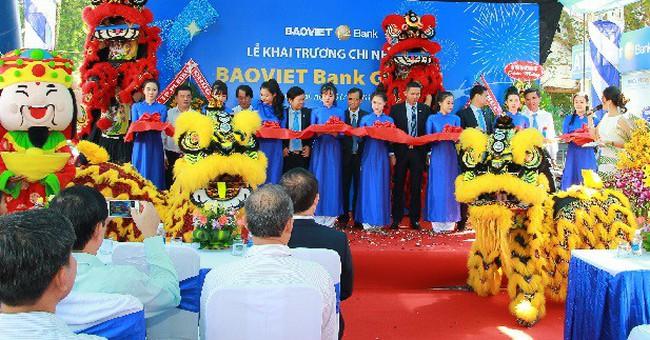 BAOVIET Bank khai trương chi nhánh tại Gia Lai