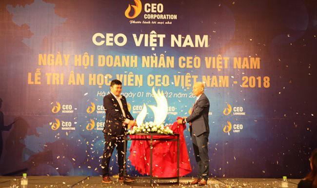 Tập đoàn CEO Việt Nam – Tập đoàn hàng đầu về đào tạo, cung ứng nguồn nhân lực cho doanh nghiệp