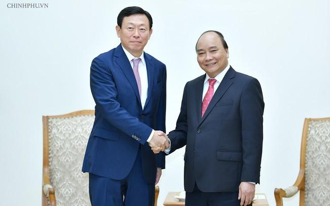 Chủ tịch Shin Dong Bin: Quỹ statup cho thanh niên Việt Nam của Lotte sẽ sớm trở thành hiện thực