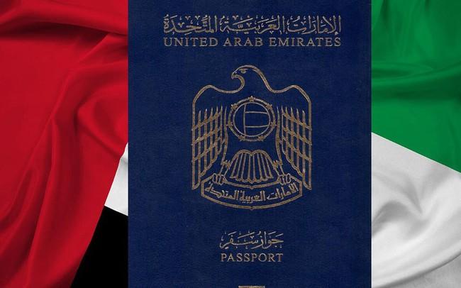 Vượt mặt Singapore, Hộ chiếu UAE trở thành tấm hộ chiếu quyền lực nhất thế giới - ảnh 1