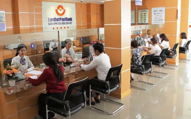 LienVietPostBank lãi trước thuế 1.190 tỷ đồng trong 10 tháng