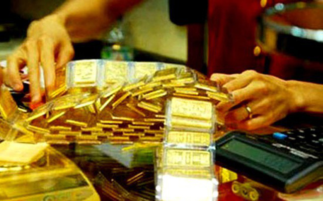Giá vàng xuống dưới 36,3 triệu đồng/lượng, thấp nhất kể từ đầu năm