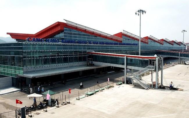 Sân bay Vân Đồn đủ điều kiện đưa vào khai thác trong cuối tháng 12 - ảnh 1
