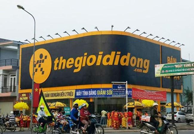 Mekong Enterprise muốn thoái toàn bộ vốn tại Thế Giới di động