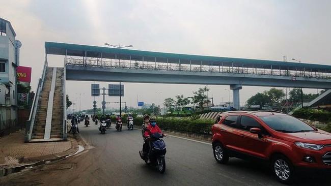 Những cây cầu 'ma' ở Sài Gòn