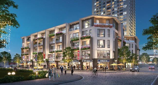 Những ưu thếcủa Shophouse T&T DC Complex