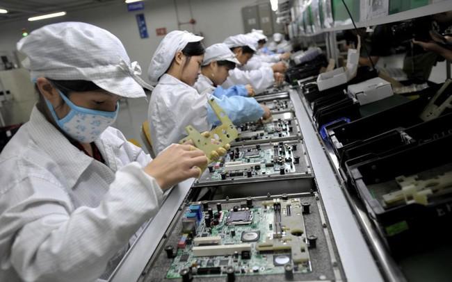 Sản xuất thuận lợi, PMI đạt mức cao nhất trong 9 tháng