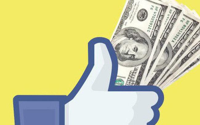 Mỗi người dùng, có thể bao gồm cả bạn, đóng góp cho Facebook 6,18 USD doanh thu trong quý vừa rồi