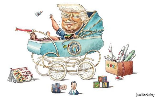 """Tổng thống Donald Trump """"một tuổi"""" đã làm được những gì cho nước Mỹ?"""