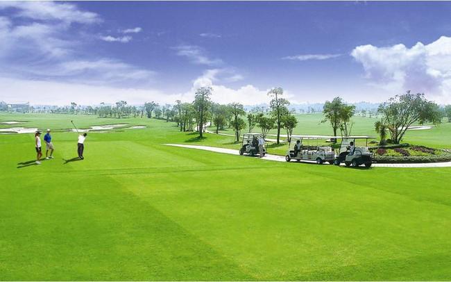 """Kinh doanh sân golf sắp vào """"khuôn phép"""""""
