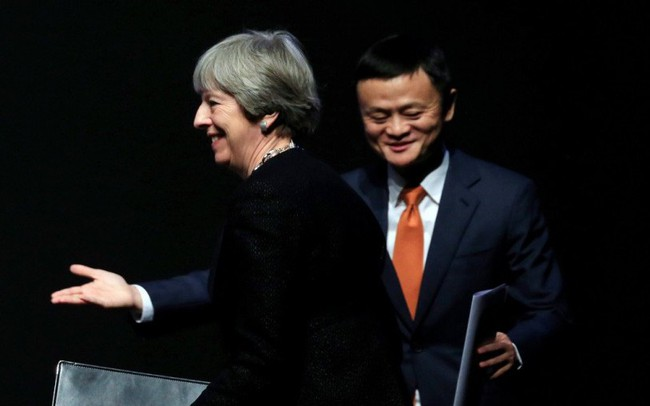 Jack Ma sẽ là cứu cánh cho nước Anh thời hậu Brexit?
