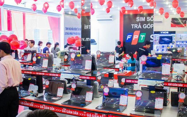 FPT Shop đạt doanh thu 13.146 tỷ đồng, LNTT 363 tỷ đồng năm 2017