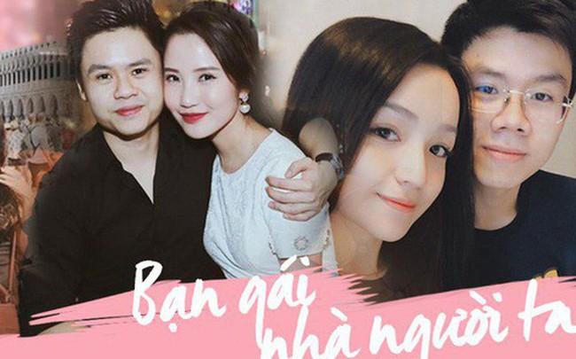 Đẳng cấp của thiếu gia Việt: Bạn gái ai cũng xinh không phải dạng vừa!