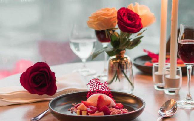 6 nhà hàng lãng mạn nhất thế giới cho các cặp đôi trong ngày lễ tình nhân