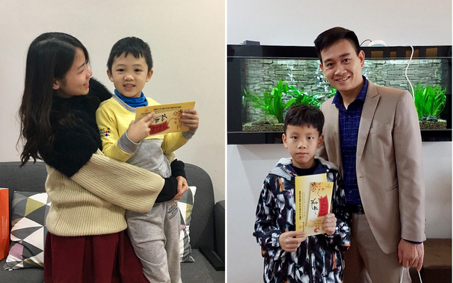HDMON Holdings tặng quà và chúc tết cư dân Mon City tết Mậu Tuất