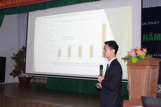 An Phat Mineral (HII): Tổ chức thành công đại hội cổ đông năm 2018