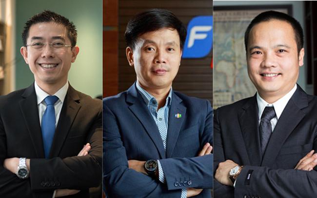 FPT luân chuyển CEO của 3 công ty thành viên quan trọng nhất