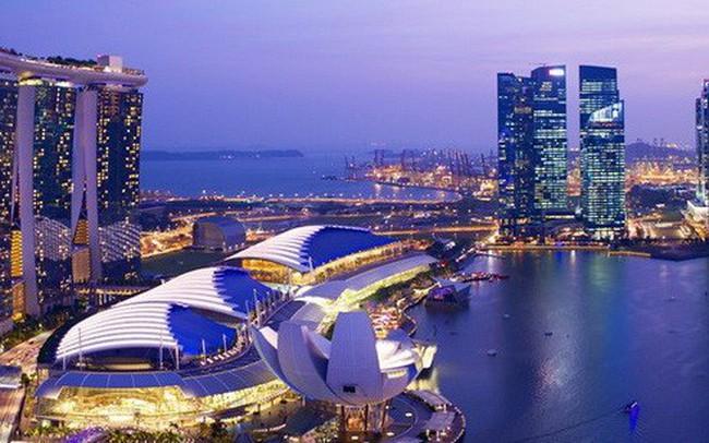 Xuất khẩu giảm, kinh tế Singapore vẫn tăng trưởng mạnh - ảnh 1