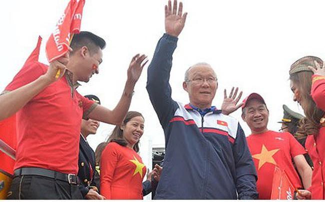 Phó Tổng Giám đốc Vietjet trải lòng sau chuyến bay đón U23 Việt Nam