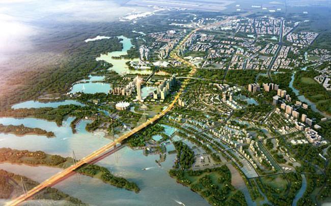 Thành phố thông minh ở Hà Nội sẽ có xe bus không người lái và rất nhiều hoa anh đào