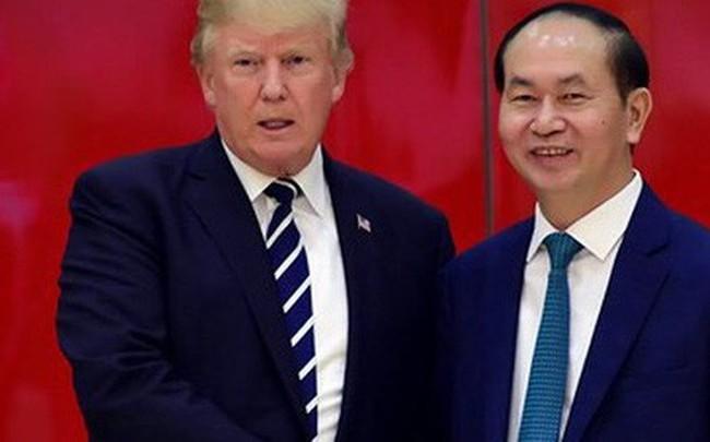 Tổng thống Donald Trump gửi lời chúc Tết tới người dân Việt Nam