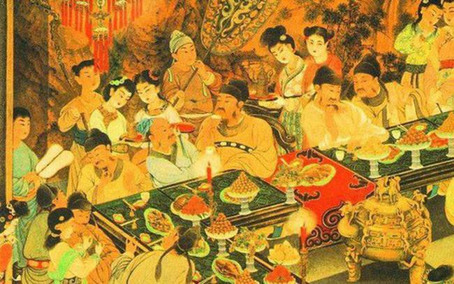 Khám phá mâm cơm đón Tết của người TQ xưa: Có điểm khác với những kiêng kỵ ngày nay