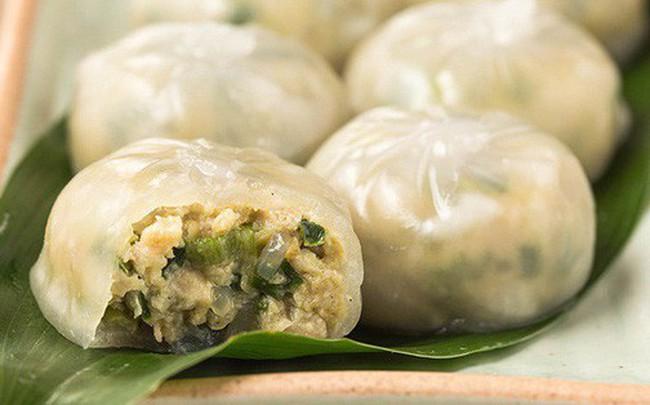 """Bánh bao trong suốt như giọt nước khiến giới trẻ Hàn Quốc """"đổ"""" từ cái nhìn đầu tiên có gì bên trong?"""
