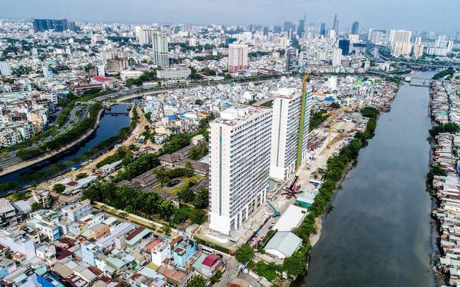 TP.HCM mời gọi đầu tư 9 dự án cải tạo, di dời nhà ở ven kênh rạch