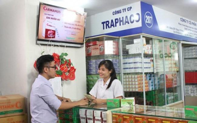 Traphaco lãi sau thuế 260 tỷ đồng năm 2017, vượt hơn 7% chỉ tiêu lợi nhuận cả năm