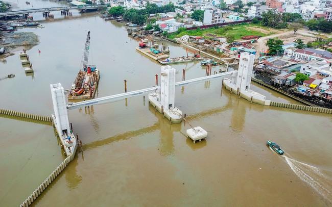 TP.HCM: Đầu tư 80 tỷ đồng cho loạt công trình chống ngập