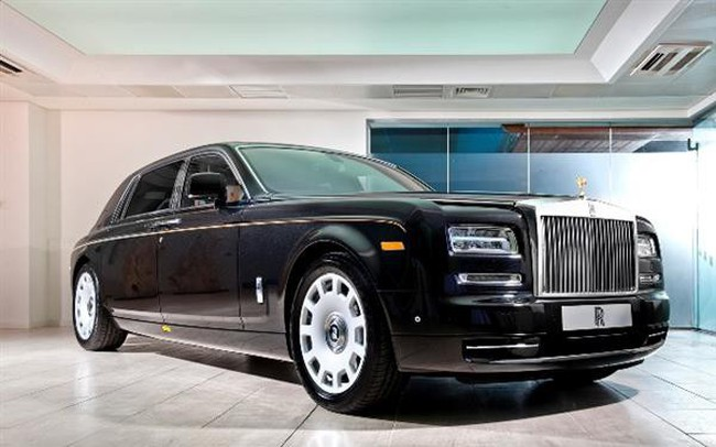 Nhà nhập khẩu Rolls Royce còn nợ gần 2 tỷ tiền thuế
