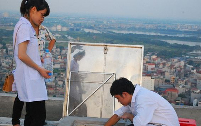 Kiểm tra toàn bộ nước sinh hoạt các chung cư ở Hà Nội