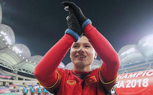 Cảm ơn CĐV Việt Nam, cuối cùng Quang Hải cũng có giải thưởng ở VCK U23 châu Á