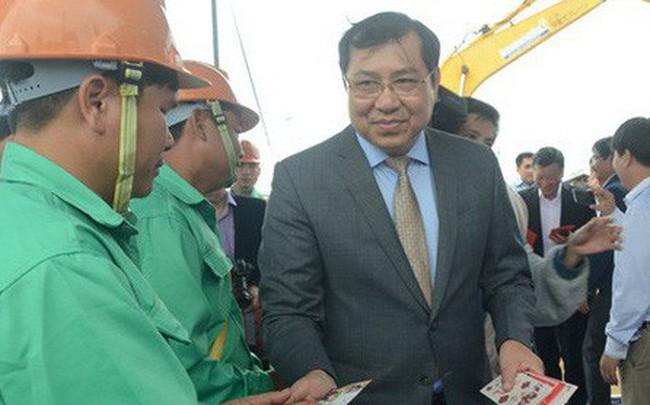 """Chủ tịch Huỳnh Đức Thơ: """"Đà Nẵng đang gặp rắc rối về vấn đề môi trường"""""""