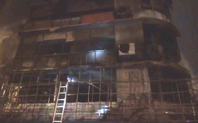Vụ cháy ở VPBank Đồng Hới: Hồ sơ, giấy tờ của khách hàng có ảnh hưởng?