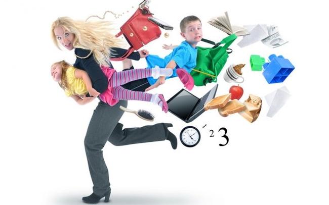 Mẹo quản lý thời gian hiệu quả phụ huynh bận rộn nên biết