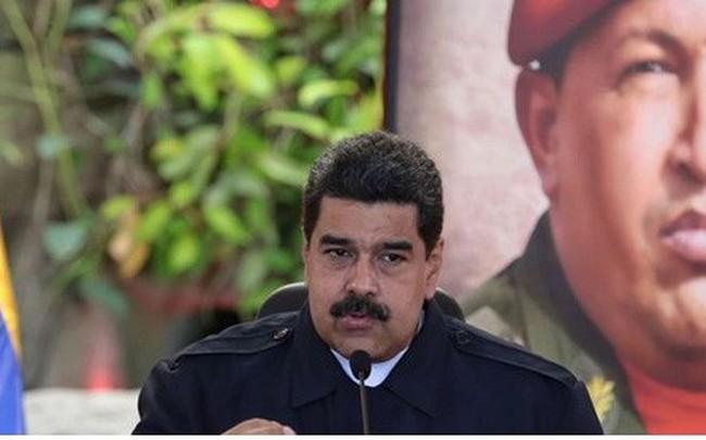 Tổng thống Venezuela Nicolas Maduro tuyên bố tái tranh cử - ảnh 1
