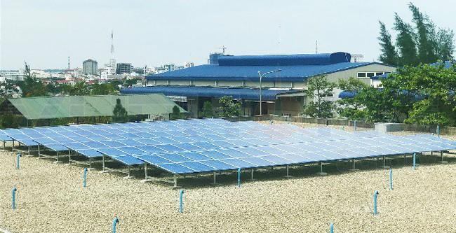Sử dụng điện mặt trời mang lại hiệu quả kinh tế cao cho doanh nghiệp