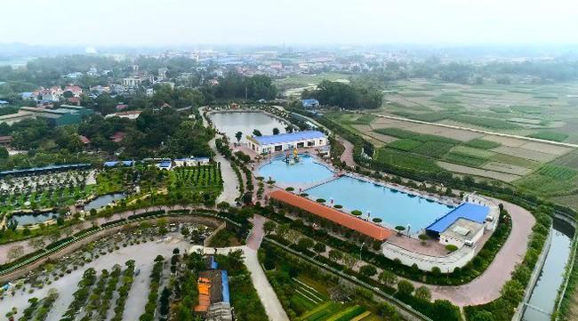 Thành phố Sông Công, điểm sáng trong thu hút đầu tư