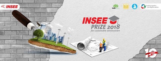 Lộ diện Ban Giám khảo của INSEE Prize 2018
