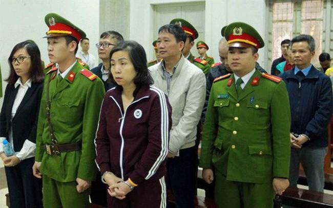 Hôm nay (5-2), tuyên án Trịnh Xuân Thanh và đồng phạm