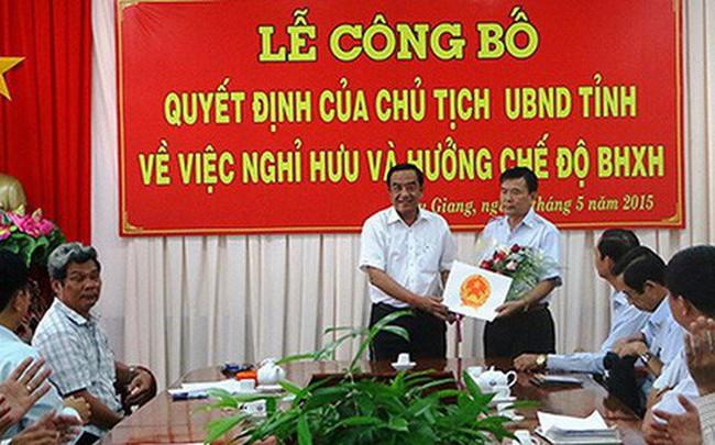 Hậu Giang bổ nhiệm lại Phó Thanh tra 'xin trẻ 3 tuổi'