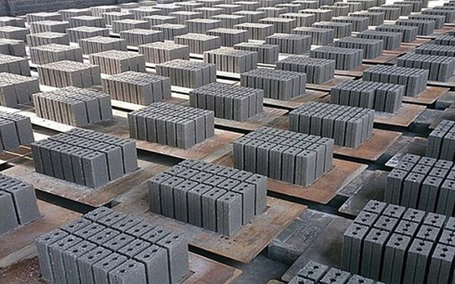 Công trình vốn Nhà nước phải sử dụng vật liệu xây không nung