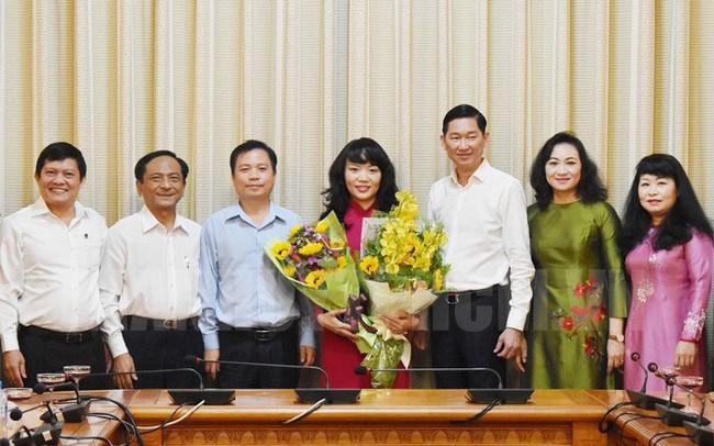 TPHCM điều động, bổ nhiệm nhiều nhân sự chủ chốt