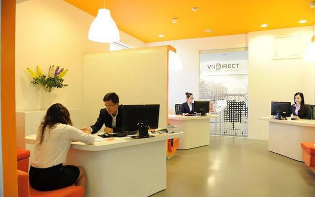VNDIRECT chốt danh sách cổ đông trả cổ tức và thực hiện quyền mua cổ phiếu phát hành thêm