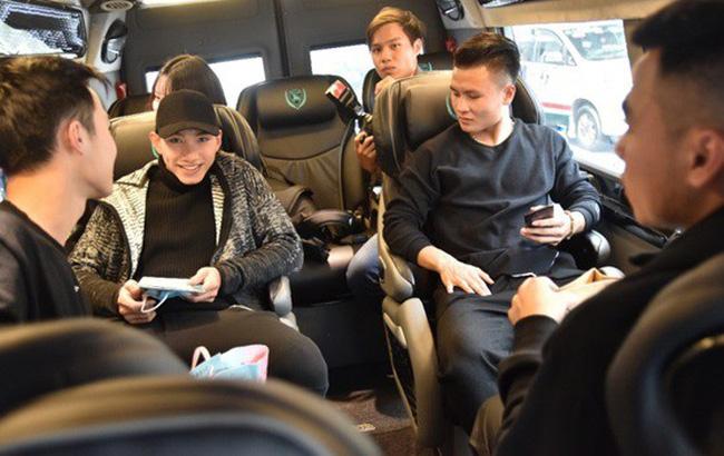Dàn limousine đẳng cấp doanh nhân đồng hành cùng U23