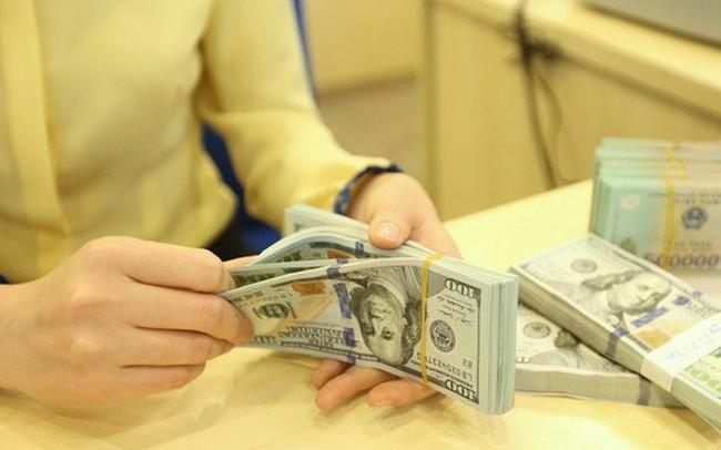 Lãi suất liên ngân hàng bật lên, dự trữ ngoại hối tăng vọt